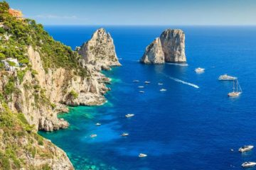 1 Maggio a Capri